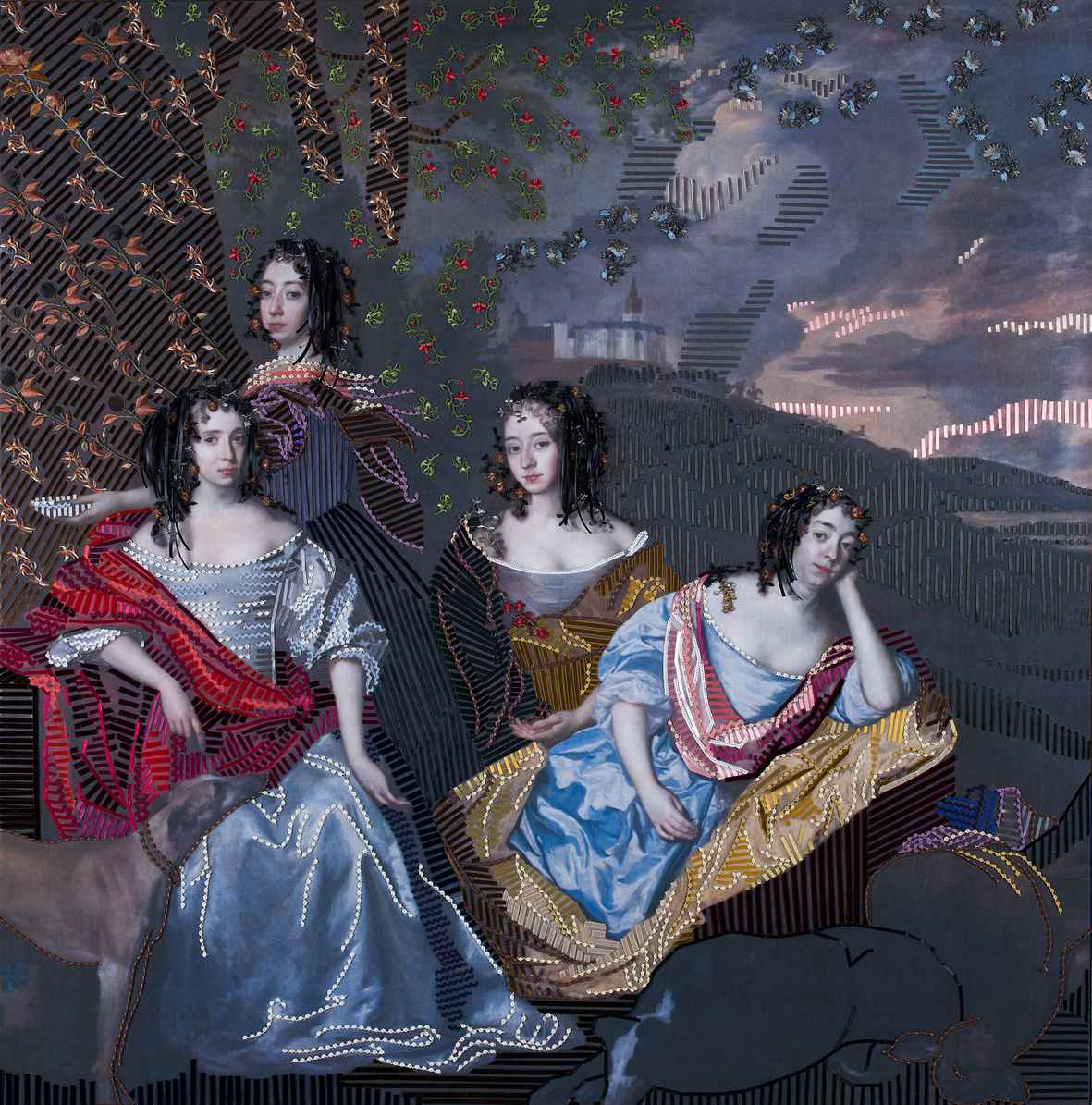 Henriette and her Sisters