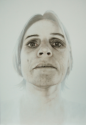 Annemarie Busschers Self Portrait